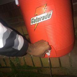 Gatorade 10 Gallon Dispenser - Cooler Thumbnail