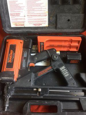 Ramsey Speed gun,DeWalt laser level, for Sale in Arlington, VA