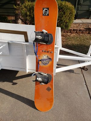 Photo Never summer old board $5.00 no shipping must pick up