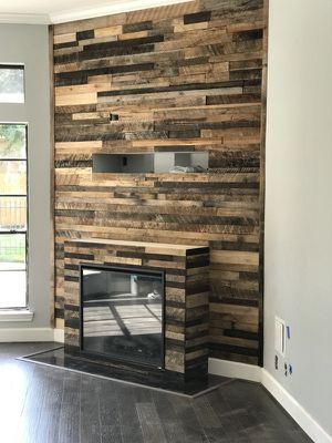 Reclaimed Wood Old Wood Accent Wall Salvaged Barn For Sale In
