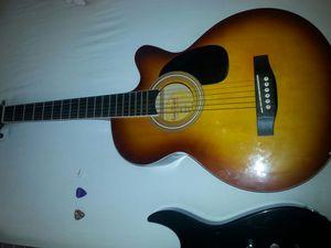 Vendo mis dos guitarras. for Sale in San Francisco, CA