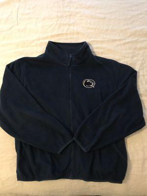 Full Zip Fleece Penn State Men's XL for Sale in Fairfax, VA
