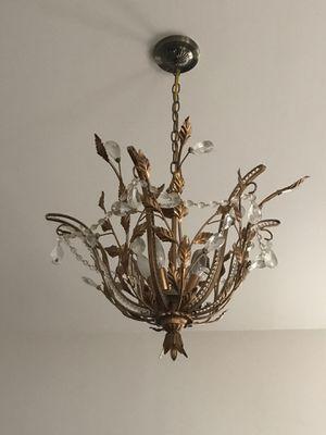 Antique Ceiling lamp chandelier for Sale in Ashburn, VA