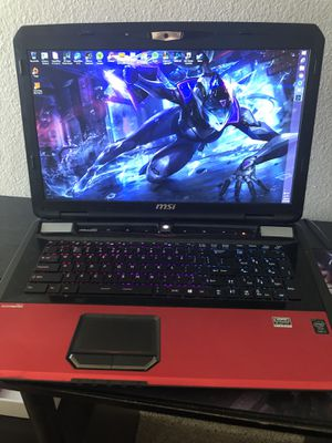 GAMING Laptop-MSI GT70 Dragon Edition 2 for Sale in Orlando, FL
