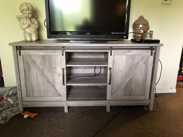 Rustic Tv Stand For Sale In Hamburg Ny Offerup