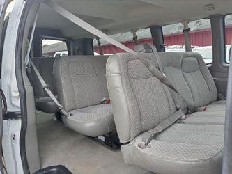 2007 Chevrolet Express Passenger Thumbnail