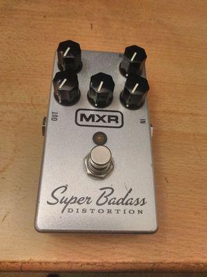 Mxr Super Badass Distortion for Sale in Herndon, VA