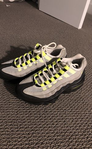 Nike air max 95 for Sale in Chevy Chase, MD