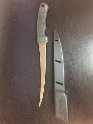 Angler tools 14 inch fish fillet knife for Sale in Cleveland, OH