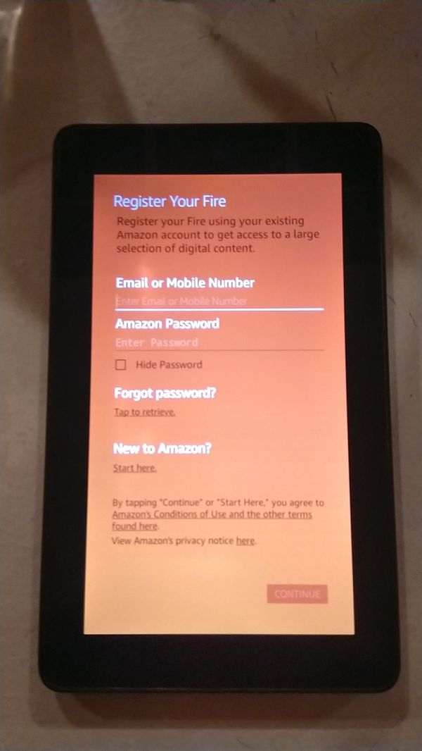 Amazon Kindle Fire 5th generation for Sale in Lynnwood, WA - OfferUp