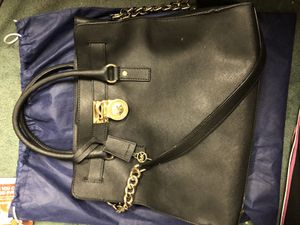 Micheal kors Hamilton purse saffiano leather for Sale in Inwood, WV