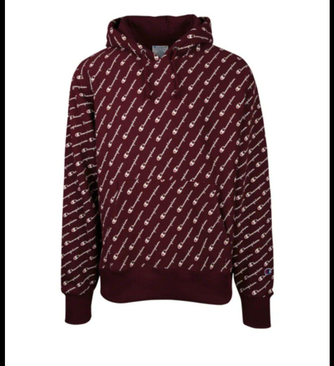 Champion hoodie