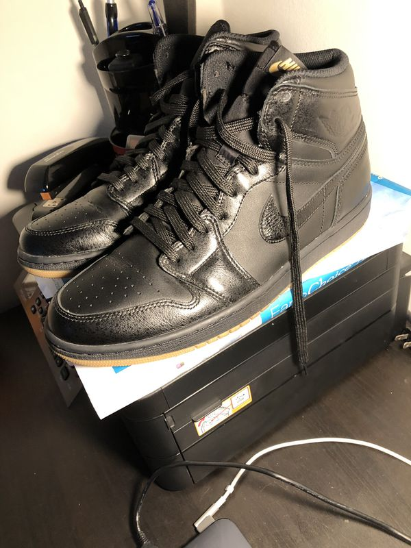 "8ab08e0c541002 Jordan 1 ""Gum Bottom"" size 11 for Sale in San Marcos"