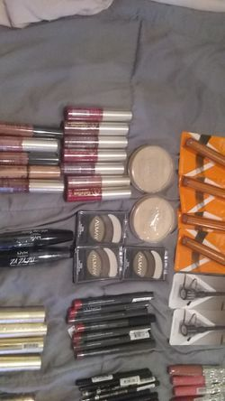 Makeup different brands $2 to $3 each Thumbnail