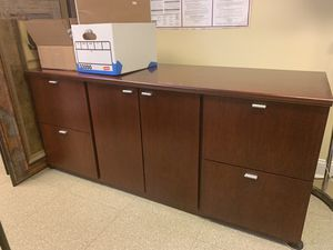 Beautiful office credenza or cabinet for Sale in Alexandria, VA