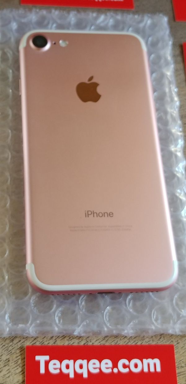 Tmobile/metro pcs apple iPhone 7 32gb for Sale in San Jose, CA - OfferUp