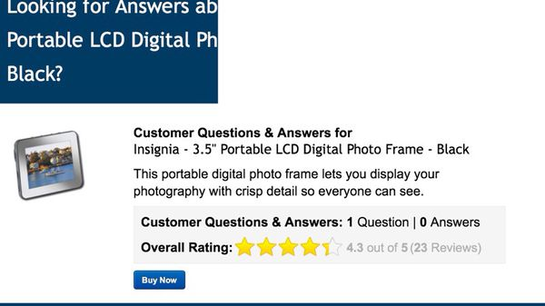 Insignia portable digital picture frame for Sale in Miami, FL - OfferUp