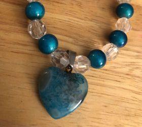 Heart charm bracelet Thumbnail