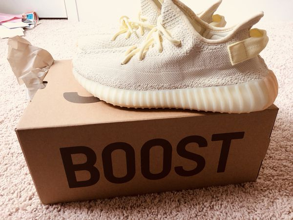 9e456def951f9 Adidas Yeezy Boost V2 Butter  size 9.5  for Sale in Renton