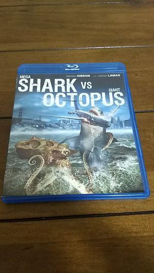 Mega Shark VS Giant Octopus Blu-ray DVD for Sale in Garner, NC