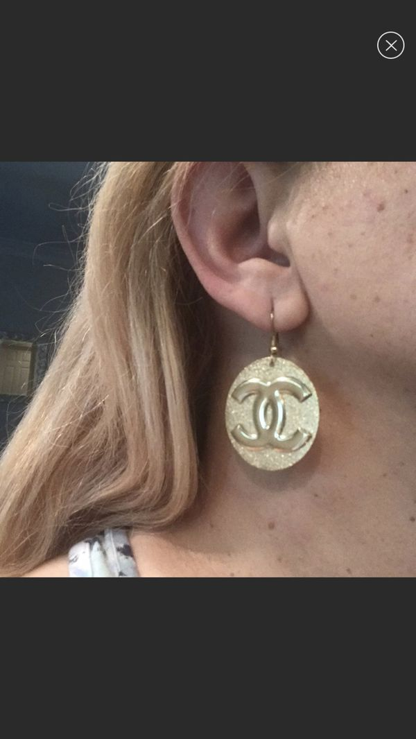 854bc690851 Chanel earrings for Sale in Stafford