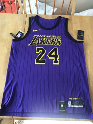 big sale 8318d b793d New and Used Lakers jersey for Sale in Vista, CA - OfferUp