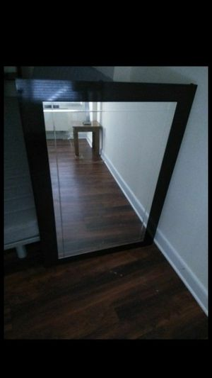 LARGE WALL MIRROR for Sale in Alexandria, VA