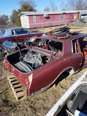 1978 79 Monte Carlo Parts For Sale In Coppell TX