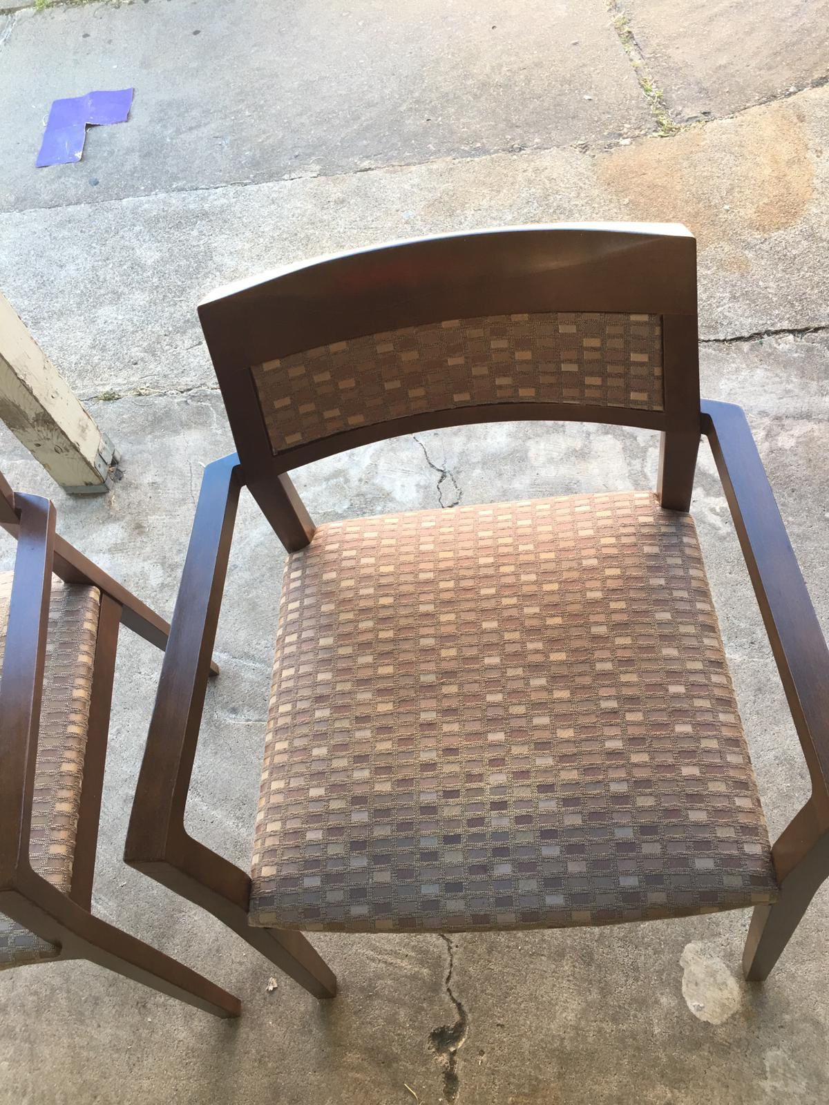 Garden or living room chairs