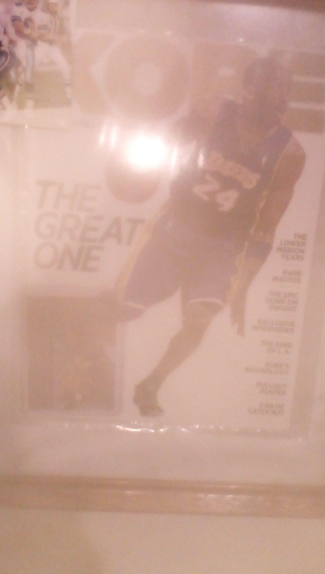 1996 Kobey Bryant ultra Fleer rookie card one of thirteenth best ones