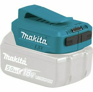 Photo Makita 18V LXT Lithium‑Ion Cordless Power Source, Power Source Only