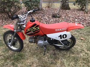 Photo 2000 Honda XR70 / XR 70 Motorcycle Dirtbike