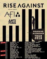 2 Rise Against tickets $50 in Austin, TX for Sale in Austin, TX