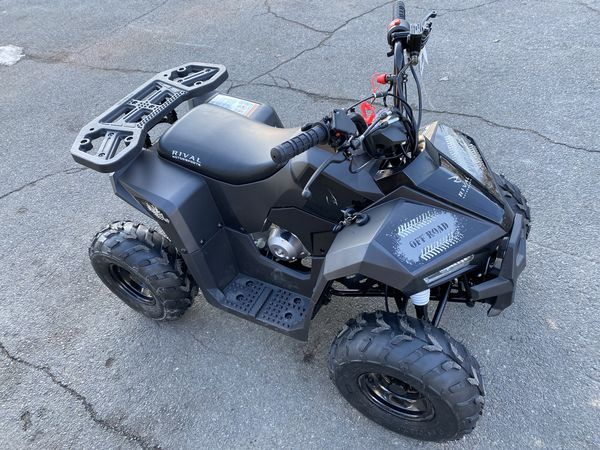 Rival 125cc with reverse
