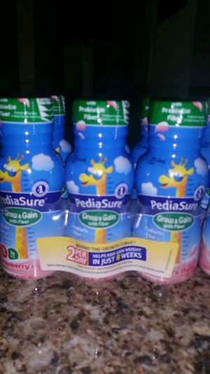 Strawberry pediasure for Sale in Gaithersburg, MD