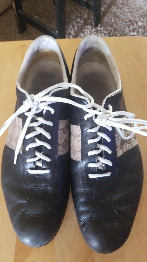 36a09842387 Vintage Gucci men s tennis shoes size 12. for Sale in Oceanside