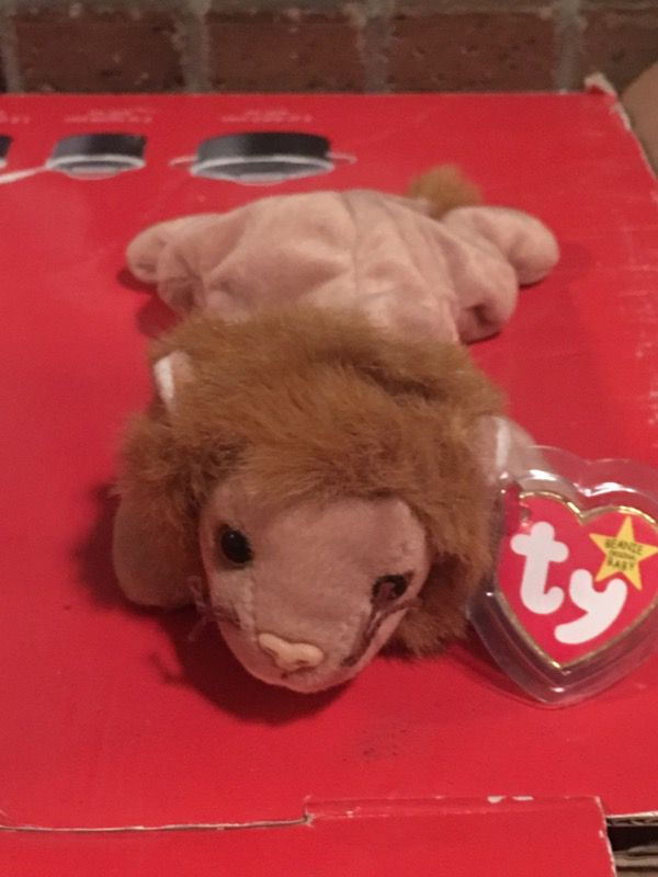 a5b97aa9bf4 ty Beanie Baby-Roary- retired and rare for Sale in Knoxville