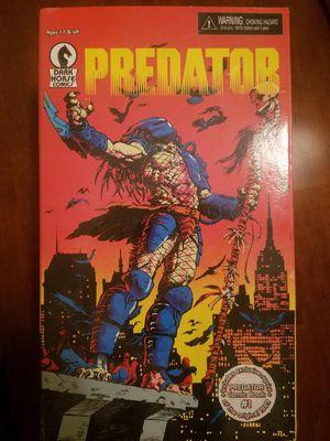 PREDATOR collectible action figure for Sale in Phoenix, AZ