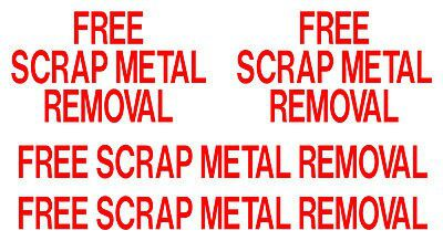 Free Scrap Metal Removal >> Scrap Metal Removal Free For Sale In Olympia Wa Offerup