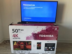 Toshiba tv for Sale in Falls Church, VA