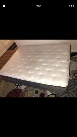 Mattress and box Spring. for Sale in Falls Church, VA