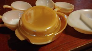 Photo 10 pc. Fire King Ware