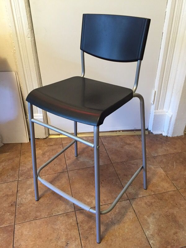 Ikea Stig Bar Stool Chair For Sale In Queens Ny Offerup