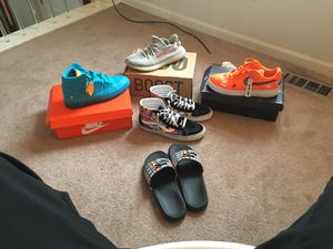All Size 12 shoe lot for Sale in Romulus, MI