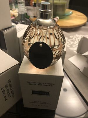 Jimmy Choo for women perfume new in tester box for Sale in Rockville, MD