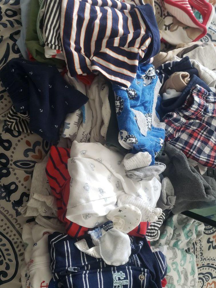 Baby Boy Clothes NB-3