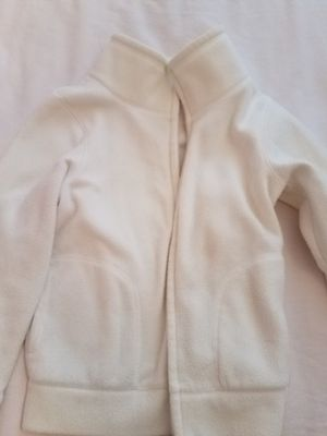 Cream color fleece for Sale in OR, US