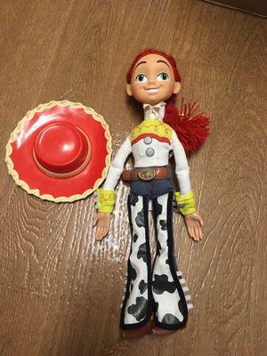 Photo Disney Toy Story Talking Jessie Doll
