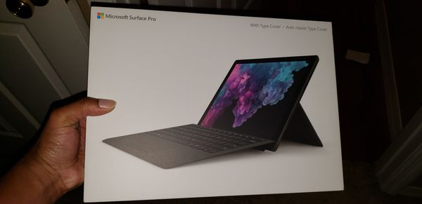 Microsoft Surface Pro 6 Bundle with Alancantra Keyboard and Smart Stylus  for Sale in Altamonte Springs, FL - OfferUp