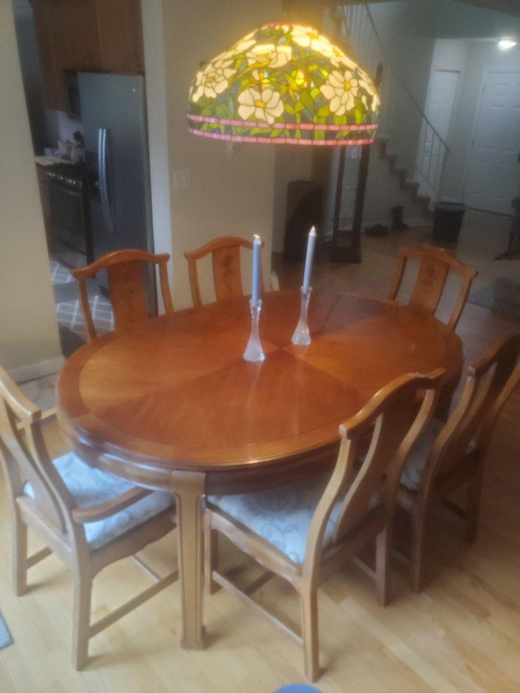 Thomasville Dining Room Set For In, Used Thomasville Dining Room Set